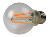Philips Lighting 470799 8.5A19/AMB/822-27/E26/CL/GL/WGD CT 1PK Philips Dimmable 8.5W WarmGlow 2700K-2200K A19 Filament LED Bulb