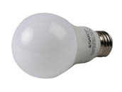 Satco Products, Inc. S29835 9.8A19/OMNI/220/LED/27K Satco Dimmable 9.8W 2700K A19 LED Bulb, Enclosed Rated