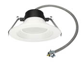 "MaxLite 1410030 RCF61840W 18 Watt, 4000K, 120-277V, 6"" LED Recessed Downlight"