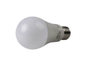 Satco Products, Inc. S29818 15A19/LED/5000K/1600L/120V/D Satco Dimmable 15W 5000K A19 LED Bulb, Enclosed Fixture Rated