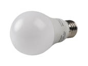Satco Products, Inc. S29837 9.8A19/OMNI/220/LED/35K Satco Dimmable 9.8W 3500K A19 LED Bulb, Enclosed Rated