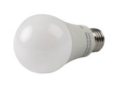 MaxLite 1408671 E12A19DLED927/JA8 Maxlite Dimmable 12 Watt 2700K A19 LED Bulb, 92 CRI, JA8 Compliant, Enclosed Rated