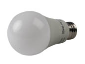 MaxLite 1408733 E12A19DLED930/JA8 Maxlite Dimmable 12 Watt 3000K A19 LED Bulb, 92 CRI, JA8 Compliant, Enclosed Rated