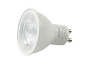 Bulbrite 771404 LED6PAR16GUFL35/60/830/D Dimmable 6W 3000K 35° MR16 LED Bulb, GU10 Base, Enclosed Rated