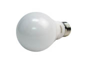 Philips Lighting 479444 9.5A19/PER/827-22/P/E26/WG Philips Dimmable 9.5W Warm Glow 2700K-2200K A-19 LED Bulb, Enclosed Rated