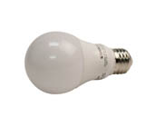 Satco Products, Inc. S29836 9.8A19/OMNI/220/LED/30K Satco Dimmable 9.5W 3000K A19 LED Bulb, Enclosed Fixture Rated