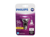 Philips Lighting 470047 5.5PAR16/AMB/F40/830/E26/DIM120V Philips Dimmable 5.5W 3000K 40° PAR16 LED Bulb