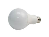 Philips Lighting 479469 12A21/PER/827-22/P/E26/WG 6/1FB Philips Dimmable 12W Warm Glow 2700K-2200K A21 LED Bulb