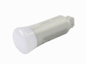 Philips Lighting 532382 5PL-C/LED/13V/840/IF5/P/2P Philips 5W 2 Pin Vertical 4000K GX23-2 LED Bulb, Ballast Compatible