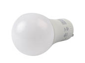 MaxLite 14099414 E15A19GUDLED27/G6 Dimmable 15W 2700K A19 LED Bulb, GU24 Base, Enclosed Rated