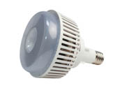 Satco Products, Inc. S8776 60W/LED/HID-HB/5000K/120-277V Satco 60 Watt 5000K High Bay Retrofit LED Bulb, Ballast Bypass