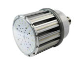 Satco Products, Inc. S29396 100W/LED/HID/5000K/100-277V/EX39 Satco 100 Watt 5000K LED Post Top Retrofit Lamp, Ballast Bypass