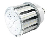 Satco Products, Inc. S29675 80W/LED/HID/4000K/100-277V/EX39 Satco 80 Watt 4000K LED Post Top Retrofit Lamp, Ballast Bypass