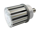 Satco Products, Inc. S29677 120W/LED/HID/4000K/100-277V/EX39 Satco 120 Watt 4000K LED Post Top Retrofit Lamp, Ballast Bypass