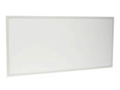 QLS LPL24D5040E Dimmable 50 Watt 2x4 ft 4000K Flat Panel LED Fixture