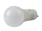 MaxLite 14099412 E11A19GUDLED30/G6 Maxlite Dimmable 11W 3000K A19 LED Bulb, GU24 Base, Enclosed Rated