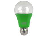 Feit Electric A19/GROW/LEDG2 Feit 9 Watt 3300K A-19 LED Grow Bulb