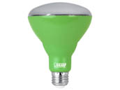Feit Electric BR30/GROW/LEDG2 Feit 9 Watt BR30 LED Plant Grow Bulb