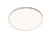 "Lightolier S10R827K22W SlimSurface Dimmable 2700K 10"" Round LED Downlight"