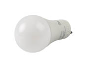 MaxLite 14099416 E15A19GUDLED40/G6 Dimmable 15W 4000K A19 LED Bulb, GU24 Base, Enclosed Rated