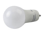 MaxLite 14099413 E11A19GUDLED40/G6 Maxlite Dimmable 11W 4000K A19 LED Bulb, GU24 Base, Enclosed Rated