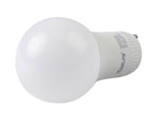 MaxLite 14099410 E9A19GUDLED40/G6 Dimmable 9W 4000K A19 LED Bulb, GU24 Base, Enclosed Rated