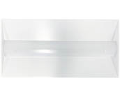 Superior Life 55267 LED 2X4 DIRECT/INDIRECT-34W/50K/120-277V/Dimmable-SL 34 Watt Dimmable 2x4 ft. 5000K LED Recessed Troffer