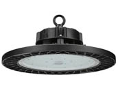GlobaLux Lighting UFO-150-MVD-850 GlobaLux 250 watt Equivalent, 150 Watt Dimmable Round UFO LED High Bay Fixture