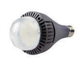PacLights BX500NW 100 Watt 5000K High Bay Retrofit LED Bulb, Ballast Bypass