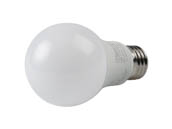 MaxLite 14099394 E9A19DLED27/G6 Maxlite Dimmable 9 Watt 2700K A19 LED Bulb, Enclosed Rated