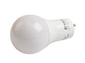 Topaz Lighting 74388 LA19/9W/40K/GU24D Topaz Dimmable 9.8W 4000K A19 LED Bulb, GU24 Base, Enclosed Fixture Rated
