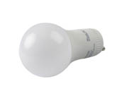 MaxLite 14099408 E9A19GUDLED27/G6 Dimmable 9W 2700K A19 LED Bulb, GU24 Base, Enclosed Rated