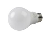 MaxLite 14099397 E9A19DLED30/G6 Maxlite Dimmable 9 Watt 3000K A19 LED Bulb, Enclosed Rated
