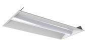 MaxLite 108143 MLVT24D4540/SB Maxlite Dimmable 45 Watt 4000K 2x4 ft LED Recessed Troffer Fixture
