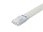 Philips Lighting 532911 16.5PL-L/PER/22/840/IF22/P 4P Philips Non-Dimmable 16.5W 4000K 4 Pin Single Twin Tube PLL LED Bulb, Ballast Compatible