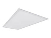 Eiko 10018 SLM24-4CB-35K-U Dimmable 40 Watt 2x4 ft 3500K Flat Panel LED Fixture