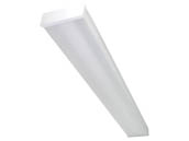 "MaxLite 14099621 LSU4U2540 25 Watt, 48"" Dimmable 4000K LED Utility Wrap Fixture"