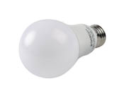 Satco Products, Inc. S9316 LED/A19/3/9/12W/2700K/120V Satco Non-Dimmable 3W, 9W, 12W 3-Way 2700K A19 LED Bulb, Enclosed Rated
