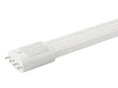Eiko 60464 LED23W/PLL/850-G7DR Non-Dimmable 23W 5000K 4 Pin Single Twin Tube PLL LED Bulb, Ballast Compatible