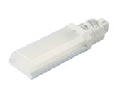 Keystone KT-LED82P-H-840-D Non-Dimmable 8W 2 Pin Horizontal 4000K G24d/G24q LED Bulb, Ballast Bypass