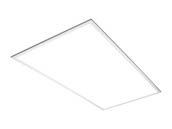 TCP TCPFP4UZD5030K Dimmable 50 Watt 2x4 ft 3000K Flat Panel LED Fixture