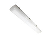 "MaxLite 14099617 LSV4U4540 45 Watt, 48"" Dimmable 4000K LED Vapor Tight Fixture"