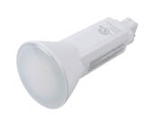 Green Creative 28378 6.5PLSV/827/HYB/GX23 Vertical Non-Dimmable 6.5W 2-Pin 2700K GX23 LED Hybrid Bulb