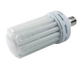 Aleddra LED Lighting ALJ16-80U-850-E39 Aleddra 80 Watt 5000K LED Post Top/High Bay Retrofit Lamp, Ballast Bypass