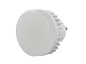 MaxLite 76910 10CPUAGULED30 Non-Dimmable 10W 3000K LED Puck Bulb, Enclosed and Wet Rated, GU24 Base