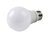 QLS LA19N6050E Non-Dimmable 9.5W 5000K A19 LED Bulb, Enclosed Rated