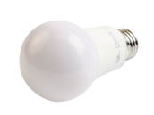 QLS LA19D7527E Dimmable 11.5W 2700K A19 LED Bulb, Enclosed Rated