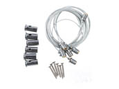 MaxLite 102259 MLCHK2X4-215 Cable Hanging Kit for 2