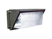 NaturaLED 7768 LED-FXTWP120/50K/DB Dimmable 400-750 Watt Equivalent, 120 Watt Forward Throw LED Wallpack Fixture, 5000K