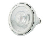 Sylvania 74796 LED25PAR38/HO/DIM/830/FL40/W Dimmable 25W High Output 40 Degree 3000K PAR38 LED Bulb, Wet Rated